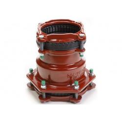 GF WAGA MULTI/JOINT® 3107 Łącznik rurowy redukcyjny DN 125x150 (154-192: 132-155)
